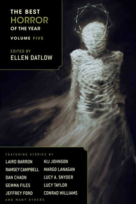 The Best Horror of the Year Volume Five Cover Image