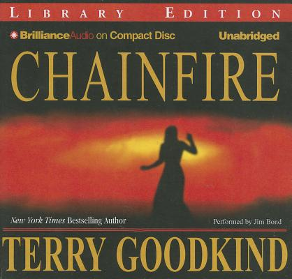 Cover for Chainfire (Sword of Truth (Audio) #9)