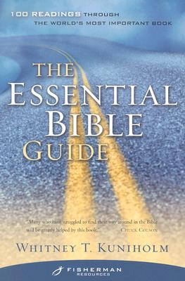 The Essential Bible Guide Cover