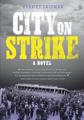 City on Strike Cover Image