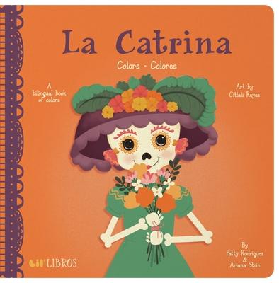 La Catrina: Colors/Colores Cover Image