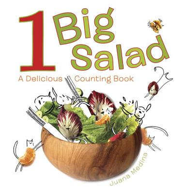 1 Big Salad by Juana Medina