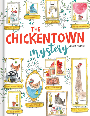 Cover for The Chickentown Mystery