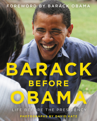 Barack Before Obama: Life Before the Presidency Cover Image