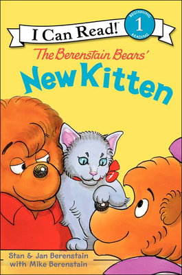 The Berenstain Bears' New Kitten Cover Image
