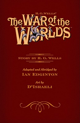H. G. Wells' the War of the Worlds Cover Image