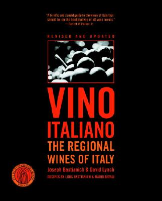 Vino Italiano: The Regional Wines of Italy Cover Image