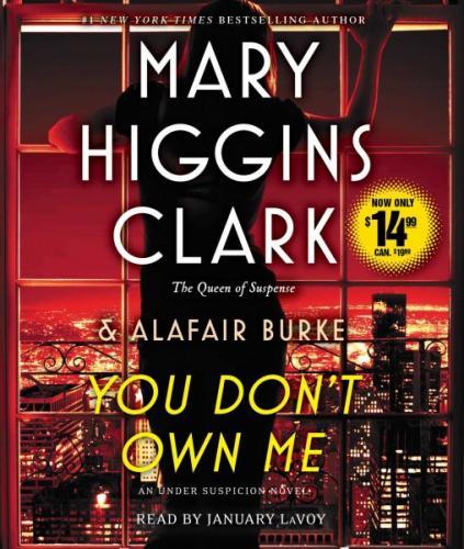 You Don't Own Me (An Under Suspicion Novel) Cover Image