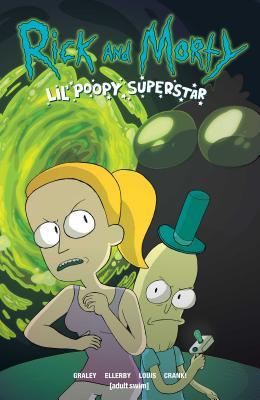 Rick and Morty: Lil' Poopy Superstar Cover Image
