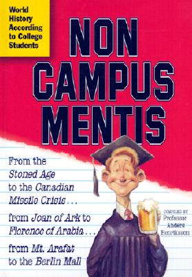 Non Campus Mentis Cover