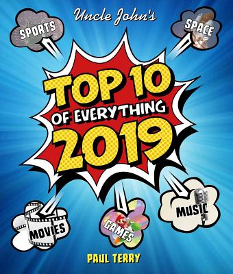 Uncle John's Top 10 of Everything 2019 Cover Image