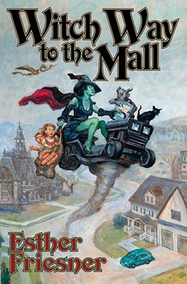 Witch Way to the Mall Cover Image