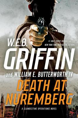 Death at Nuremberg (A Clandestine Operations Novel #4) Cover Image