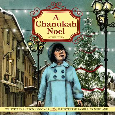 A Chanukah Noel Cover
