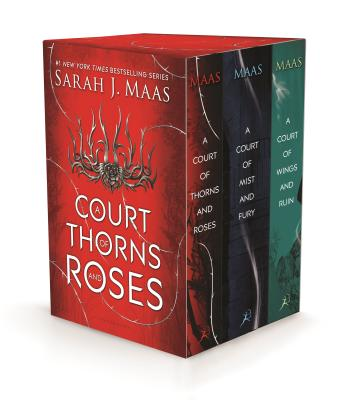 A Court of Thorns and Roses Box Set Cover Image