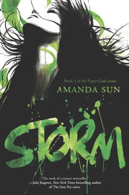 Storm (Paper Gods #4) Cover Image