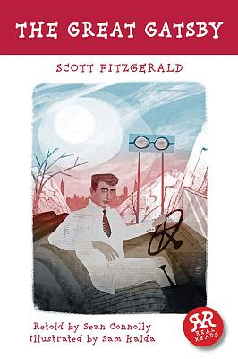 The Great Gatsby (American Classics) Cover Image