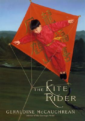 Cover for The Kite Rider