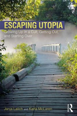Cover for Escaping Utopia