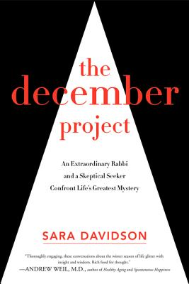 The December Project: An Extraordinary Rabbi and a Skeptical Seeker Confront Life's Greatest Mystery Cover Image