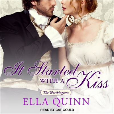 It Started with a Kiss (Worthingtons #3) Cover Image