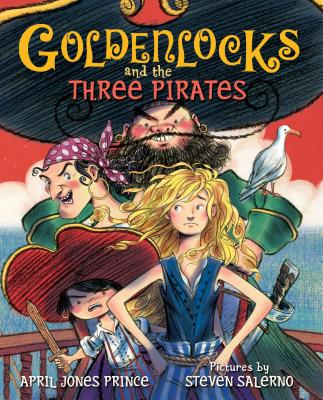 Goldenlocks and the Three Pirates Cover Image