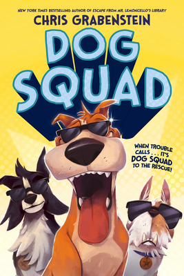 Dog Squad Cover Image