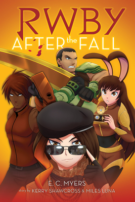 After the Fall (RWBY, Book #1) Cover Image