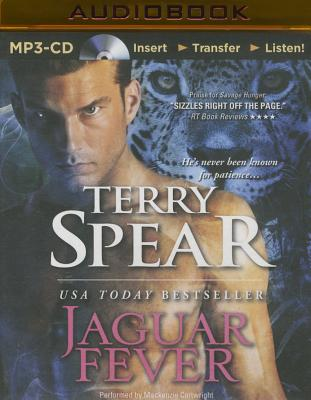 Jaguar Fever (Heart of the Jaguar #2) Cover Image