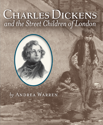 Charles Dickens and the Street Children of London Cover