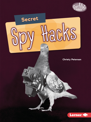 Secret Spy Hacks Cover Image