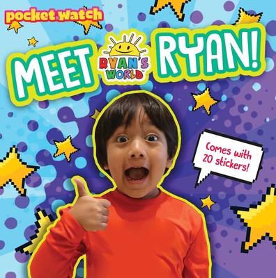 Cover for Meet Ryan! (Ryan's World)