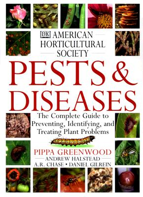 American Horticultural Society Pests & Diseases Cover