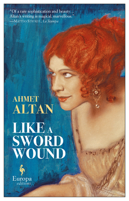 Like a Sword Wound Cover Image