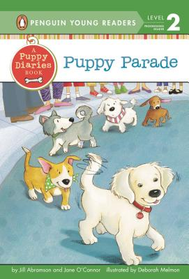 Puppy Parade (Penguin Young Readers, Level 2) Cover Image