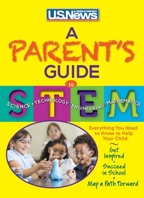 A Parent's Guide to STEM Cover Image