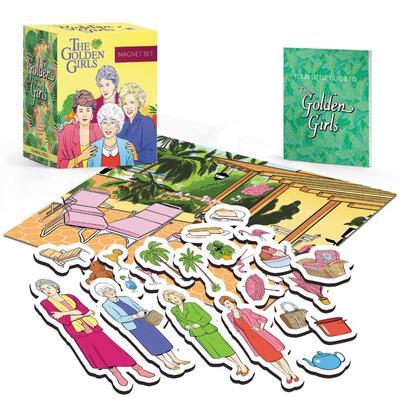The Golden Girls: Magnet Set (RP Minis) Cover Image