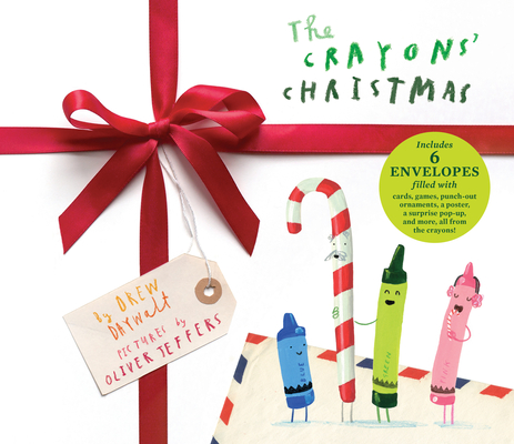 The Crayons' Christmas Cover Image