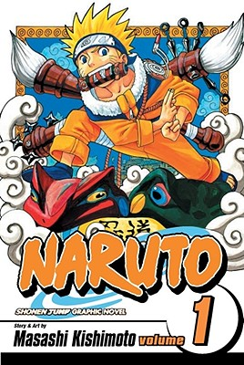 Naruto: Volume 1 Cover Image