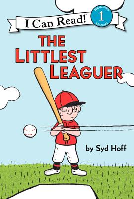 The Littlest Leaguer (I Can Read Level 1) Cover Image