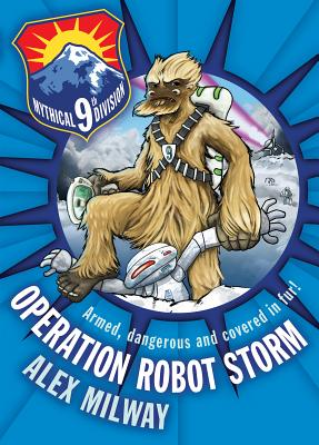 Operation Robot Storm Cover
