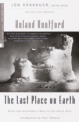 The Last Place on Earth Cover