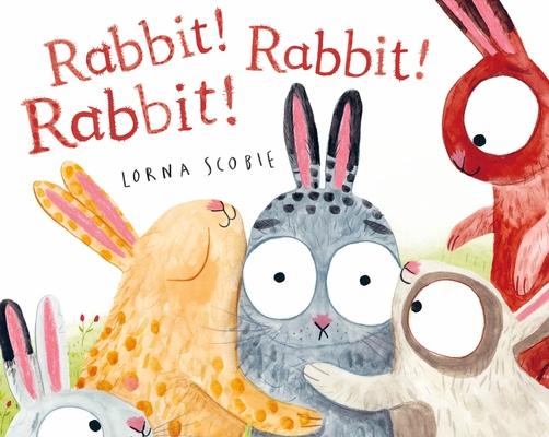 Rabbit! Rabbit! Rabbit! Cover Image