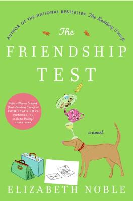 The Friendship Test Cover Image