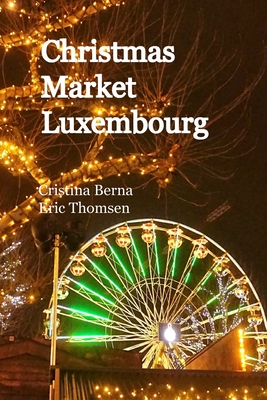 Christmas Market Luxembourg Cover Image