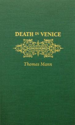 Cover for Death in Venice