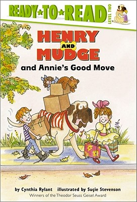 Henry and Mudge and Annies Good Move Ready to Read Cover