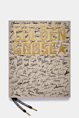 The Perfect Imperfection of Golden Goose Cover Image