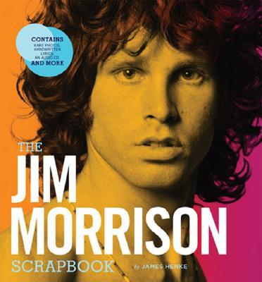 The Jim Morrison Scrapbook Cover Image