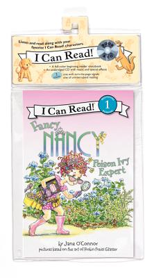 Fancy Nancy: Poison Ivy Expert Book and CD [With Paperback Book] Cover Image